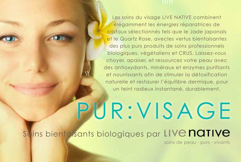 Livenative.fr Carte Cadeau